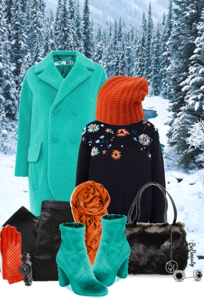 nr 2340 - Winter style