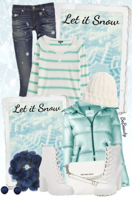 nr 2375 - Let it snow