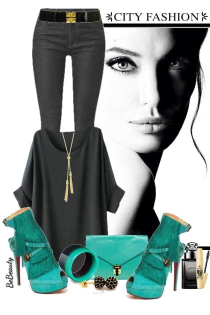 nr 2409 - City fashion