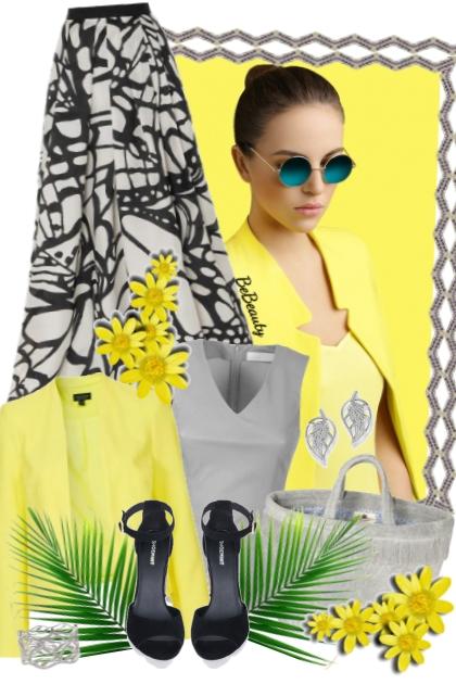 nr 2411 - Spring-Summer 2021- Fashion set