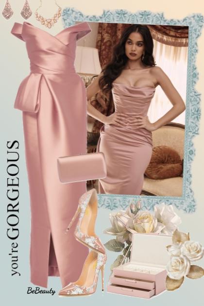 nr 2472 - Glamour ♥- Kreacja
