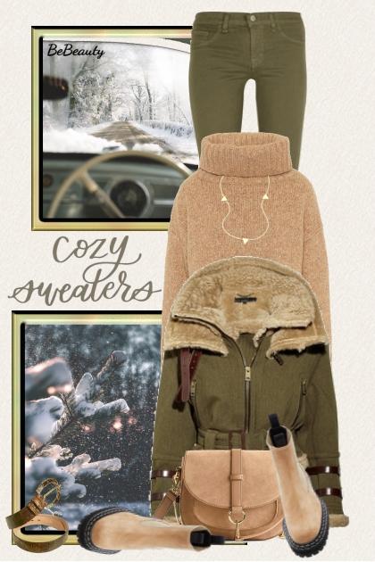 nr 2500 - Cozy sweater