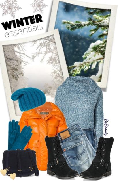 nr 2527 - Winter essentials