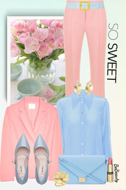 nr 2534 - Sweet pastels