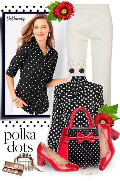 nr 2541 - Polka dots