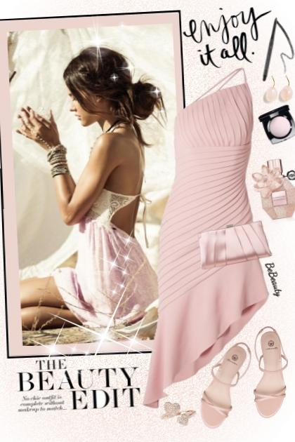 nr 2554 - Monochromatic pink
