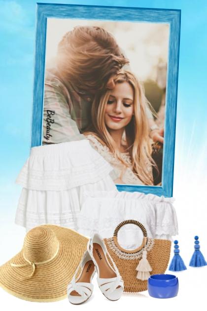 nr 2565 - Summer ♥- Modna kombinacija