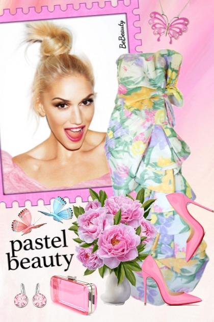 nr 2571 - Pastel beauty