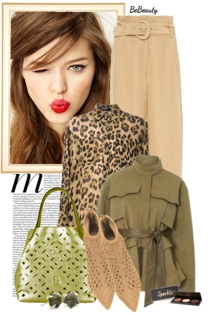 nr 2580 - Leopard print