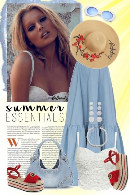 nr 2613 - Summer essentials