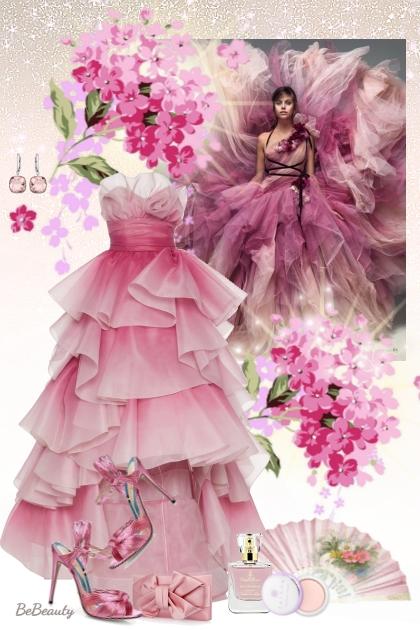 nr 2617 - Sweet pink