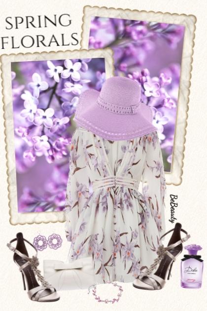 nr 2638 - Spring florals