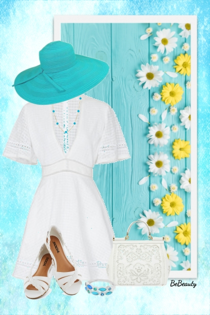 nr 2701 - I'm in heaven- Fashion set