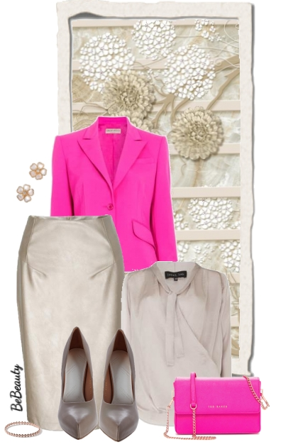 nr 2706 - Hot pink