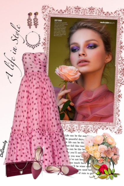 nr 2741 - Pretty in pink