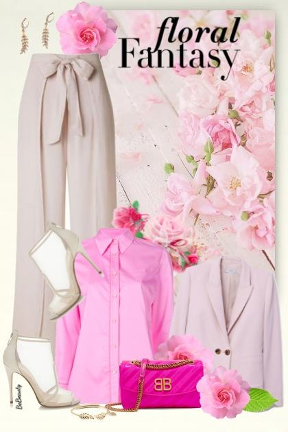 nr 2774 - Floral fantasy