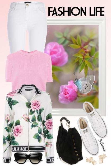 nr 2816 - Floral inspiration