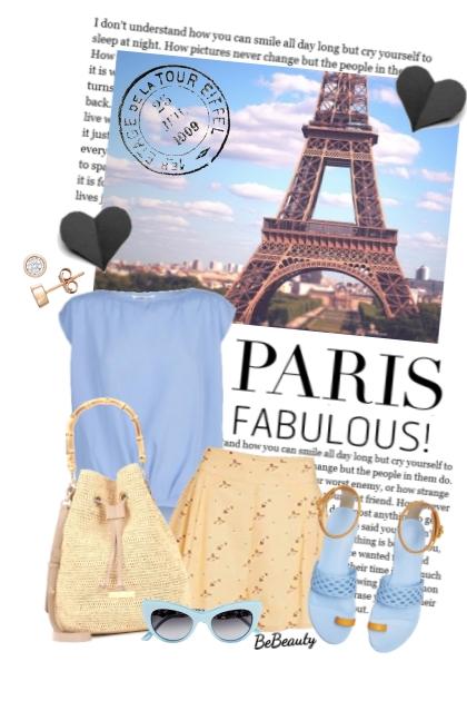 nr 2861 - Paris!