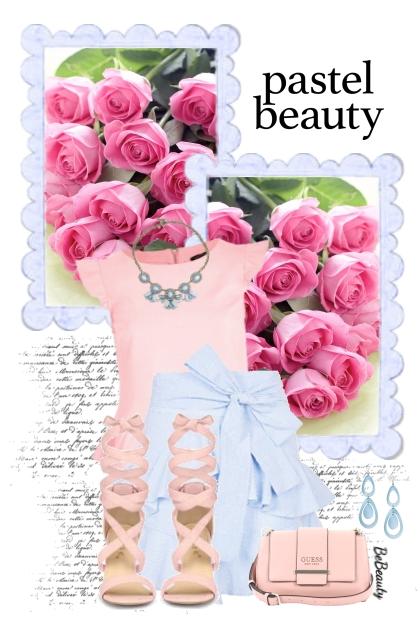 nr 2909 - Pastel beauty