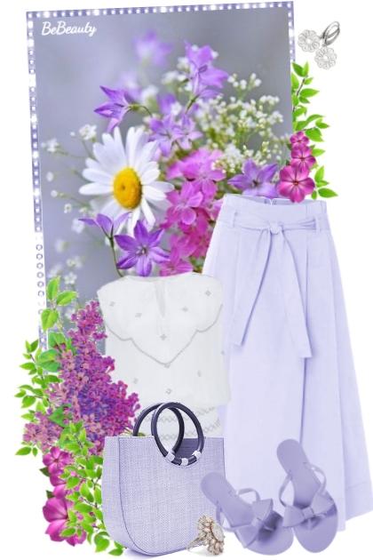 nr 2914 - Floral garden