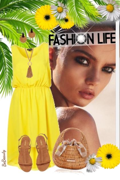 nr 2959 - I ♥ Summer- Combinaciónde moda