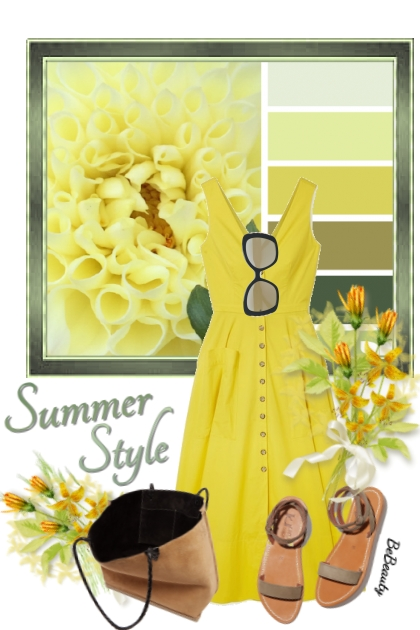 nr 2974 - Summer style