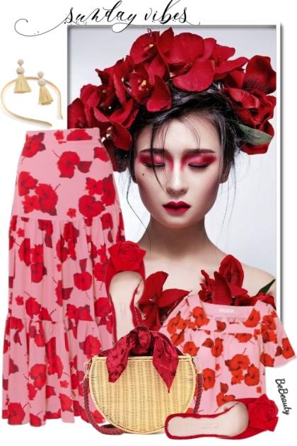 nr 2977 - Floral