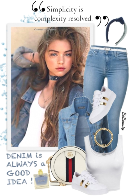 nr 2988 - I ♥ Denim