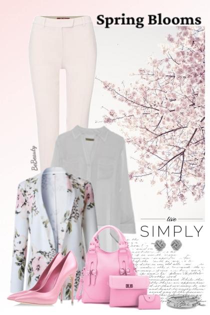 nr 2990 - Spring blooms
