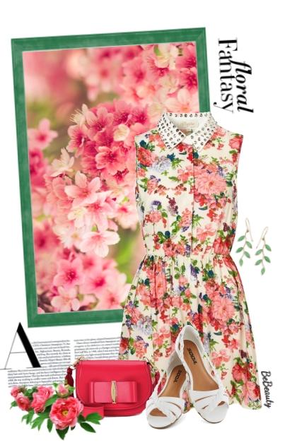 nr 3059 - Floral fantasy