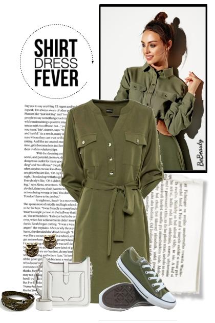 nr 3094 - Shirt dress fever