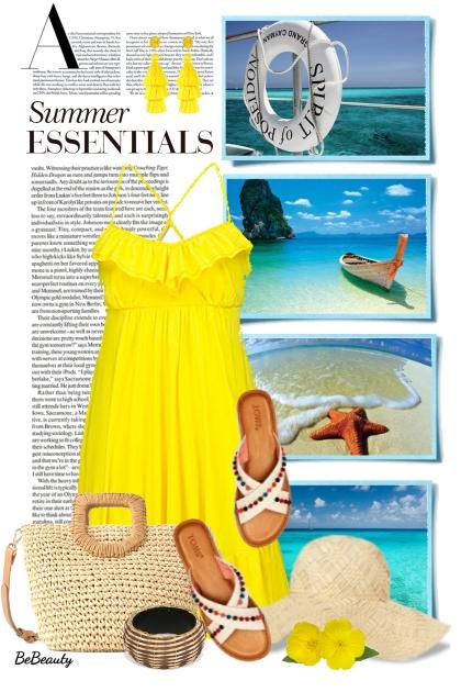 nr 3095 - Summer essentials