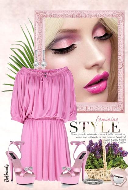 nr 3099 - Sweet pink