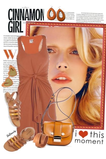 nr 3181 - Cinnamon girl