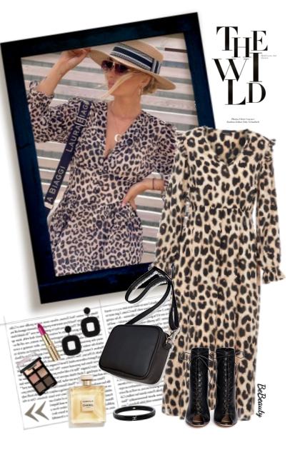 nr 3232 - Leopard print