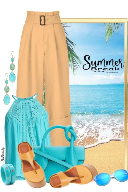 nr 3267 - Summer break