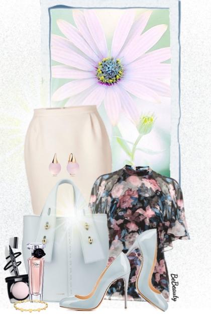 nr 3290 - Pastels- Fashion set