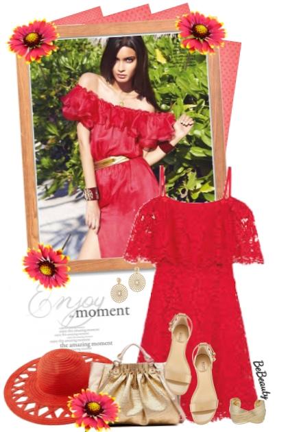 nr 3292 - Summer dress