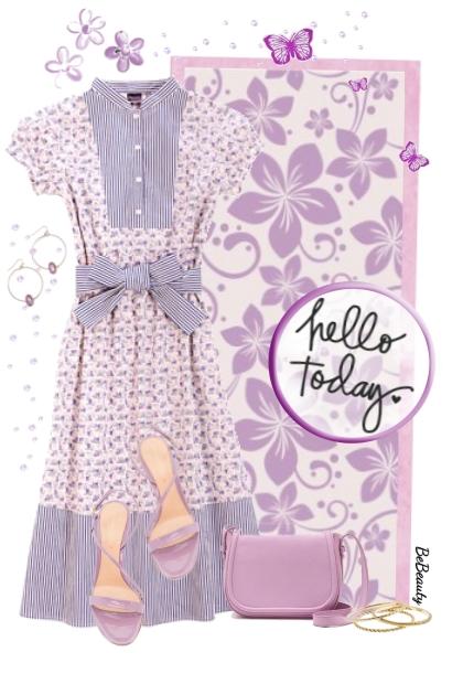 nr 3293 -  Summer dress