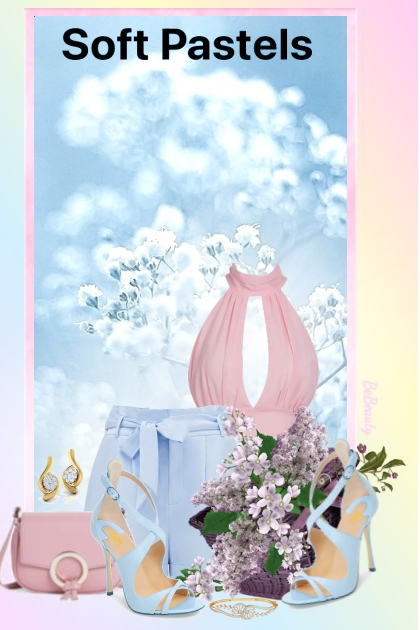 nr 3381 - Soft pastels