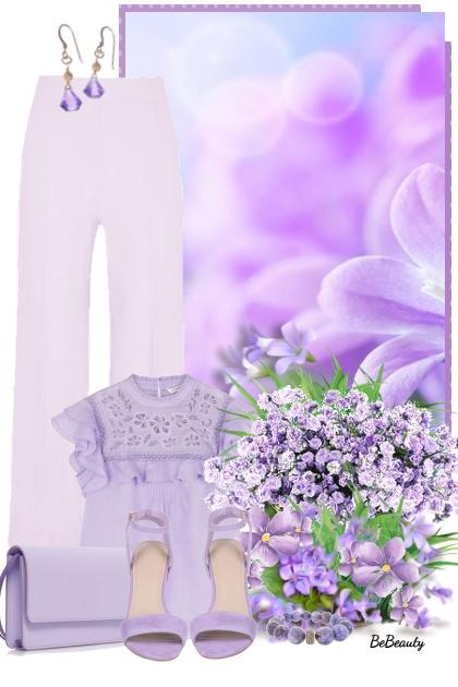 nr 3390 - Purple shades