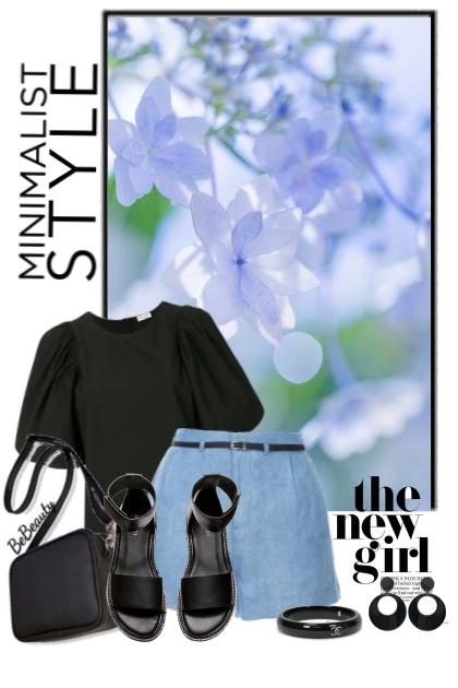 nr 3399 - Minimalist style