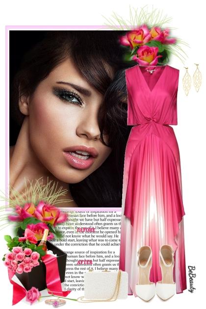 nr 3412 - Chic- Combinaciónde moda