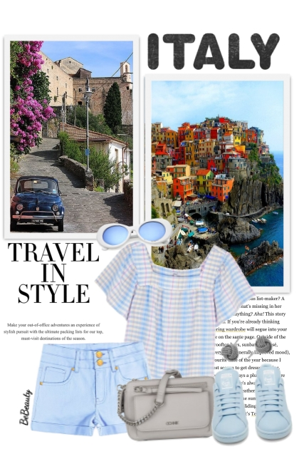 nr 3426 - Travel in style