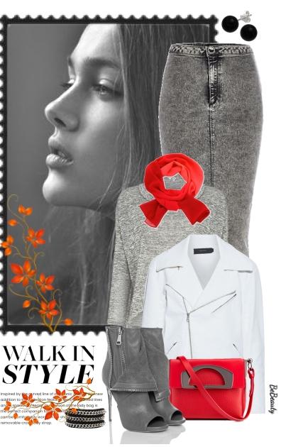nr 3464 - Walk in style