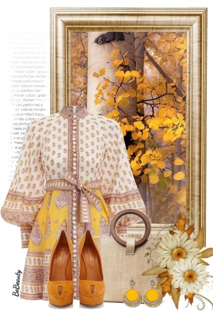 nr 3468 - Vintage- Fashion set