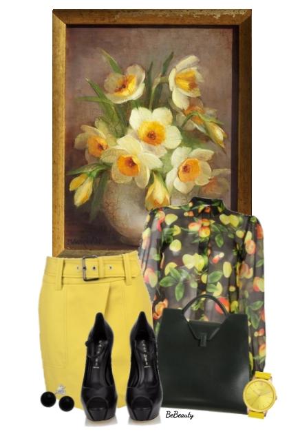 nr 3473 - Elegance- Combinaciónde moda