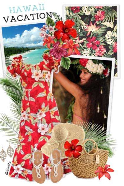 nr 3490 - Hawaii vacation