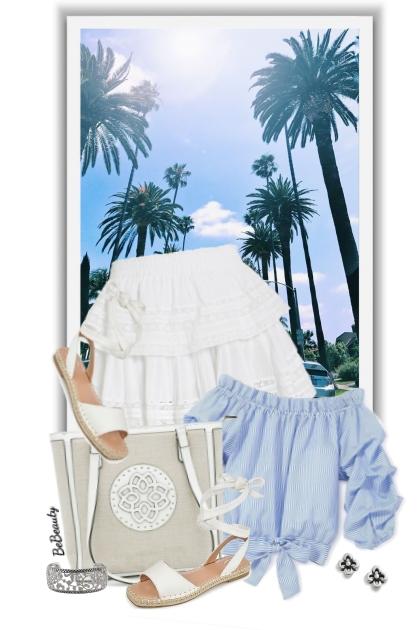 nr 3492 - Summer- combinação de moda