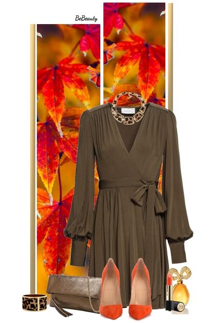 nr 3506 - Autumn chic